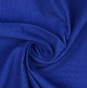 Plain Pincord  - Royal Blue - 144cm wide